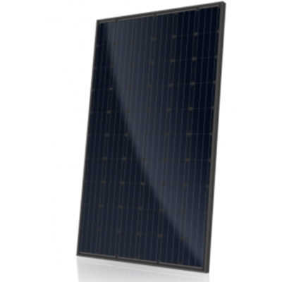 Canadian Solar All-Black 300W 60 Cell Mono 1000V BLK/BLK Solar Panel, CS6K-300MS