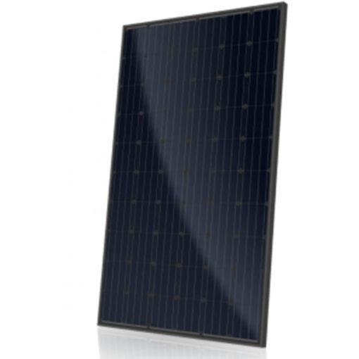 Canadian Solar All-Black 300W 60 Cell Mono 1000V BLK/BLK Solar Panel, CS6K-300MS