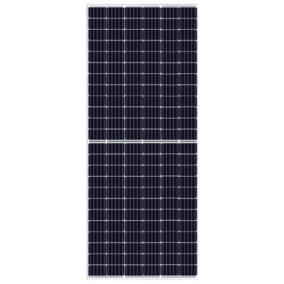 Canadian Solar KuMax 375W 144 Cell Mono 1500V SLV/WHT Solar Panel, CS3U-375MS