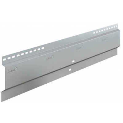 Ecolibrium ECO-002_311A Galvanized Wind Deflector for Portrait