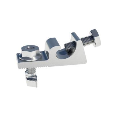 IronRidge XR-LUG-03-A1 Grounding Lug, Low Profile, Qty 1