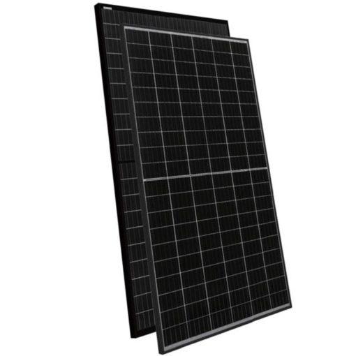 Jinko Solar 315W 120 Half-Cell Mono BLK/BLK 1000V Solar Panel, JKM315M-60HBL