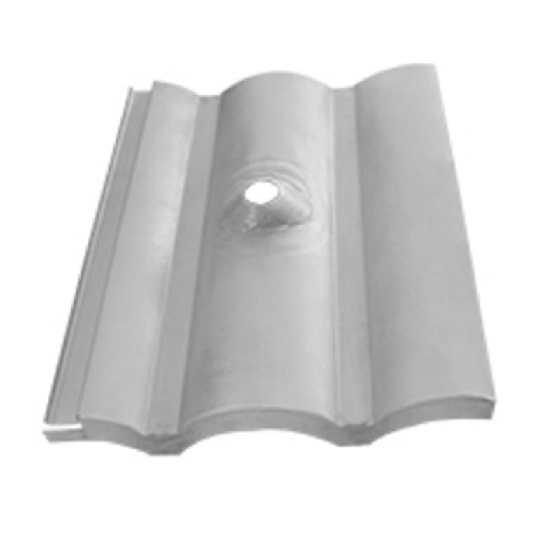 IronRidge QuickMount PV Tile Replacement Solar Mount W-tile flashing QMTR-W4